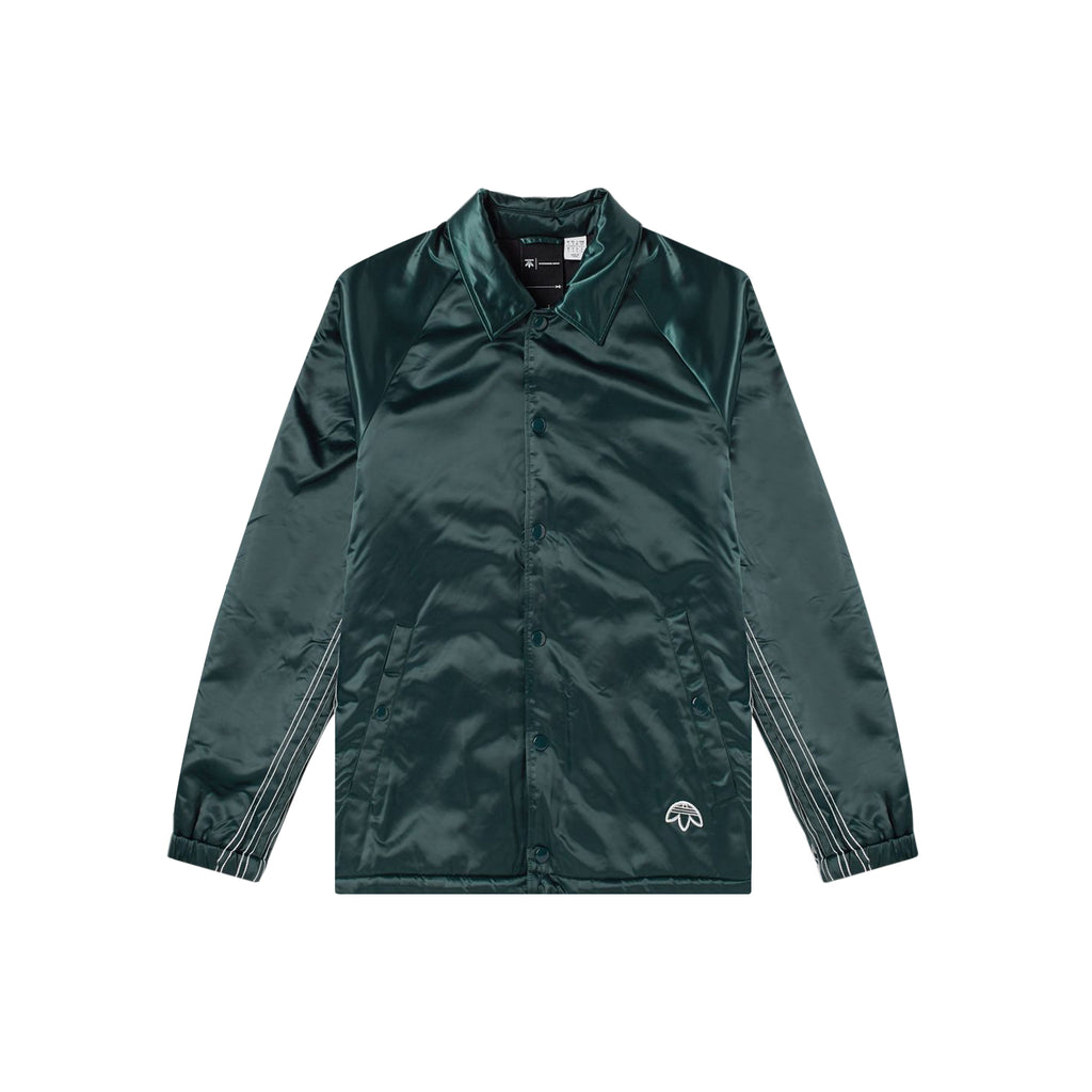 ADIDAS ORIGINALS x AW COACH JACKET - GREEN
