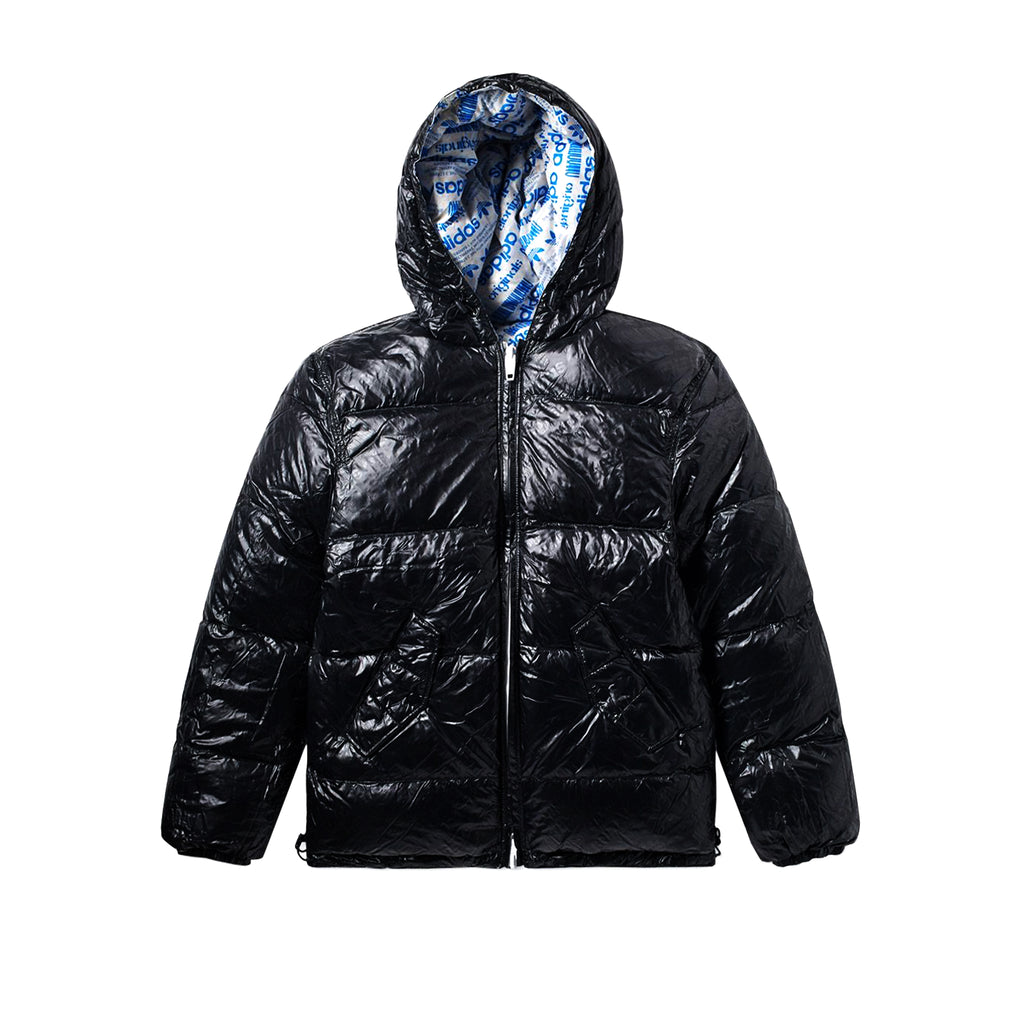 ADIDAS ORIGINALS x AW PUFFER JACKET - BLACK
