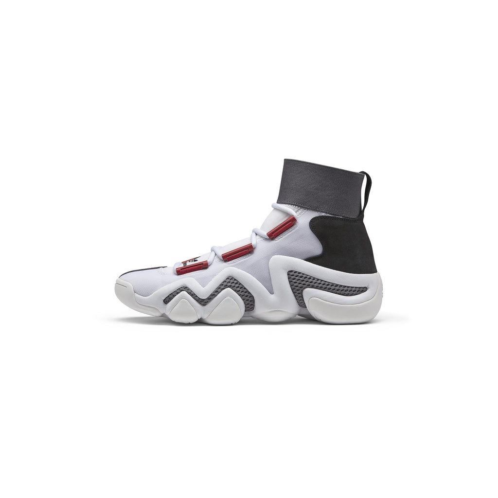 "CRAZY 8 A//D ""PARALLEL DIMENSION"" - WHITE / CORE RED"