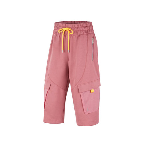 AIR JORDAN WOMEN'S SHORTS - DESERT BERRY
