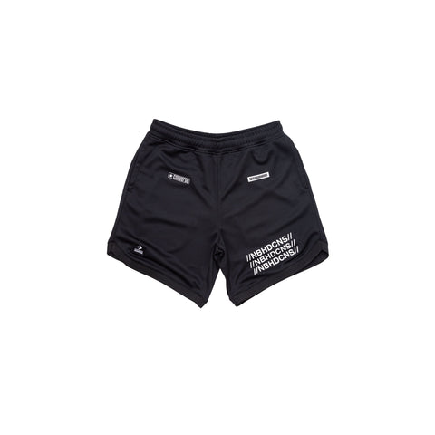 Converse x Neighborhood Mesh Shorts - Front View