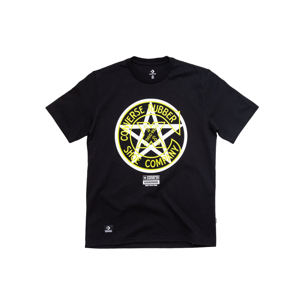 Converse x Neighborhood T Shirt - Front View