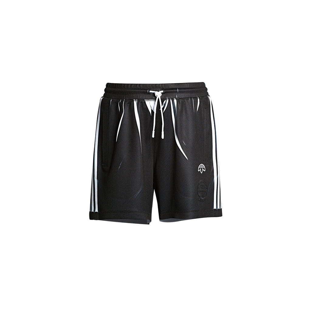 ADIDAS ORIGINALS x AW SHORTS - BLACK