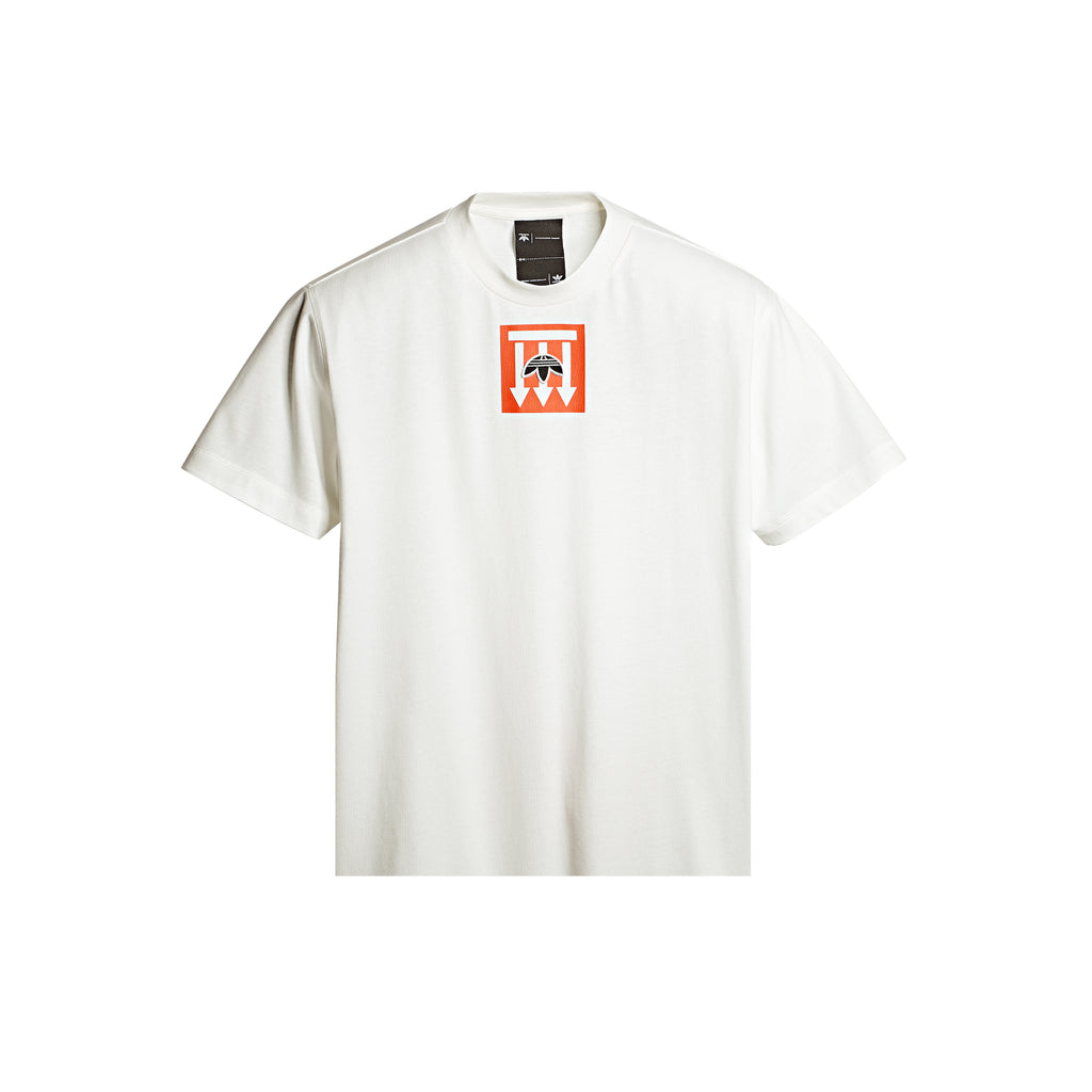 GRAPHIC TEE - WHITE