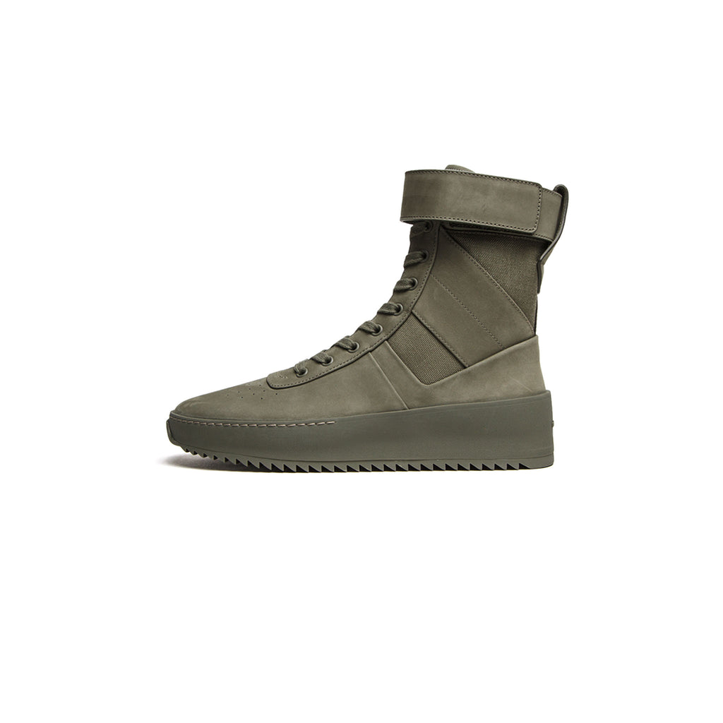 MILITARY SNEAKER - GREEN