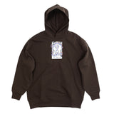 ACNE STUDIOS FARRIN SOLSTICE SWEATSHIRT - COFFEE BROWN