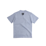 HUMAN MADE BOLD HEART LOGO TEE - BLUE