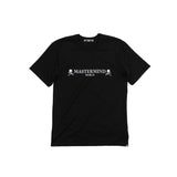MASTERMIND CARBON COPY T-SHIRT - BLACK