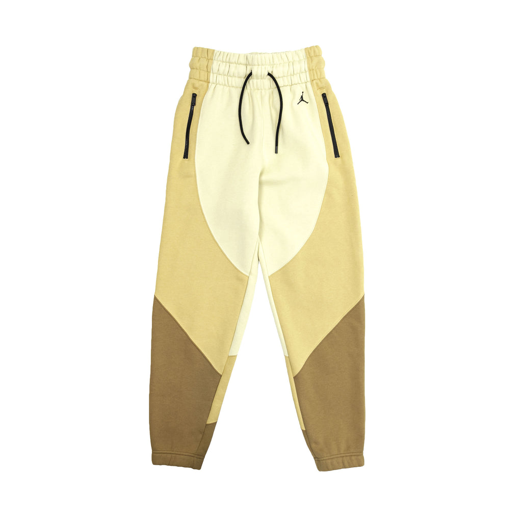 AIR JORDAN WOMEN'S FLEECE PANTS - TEAM GOLD