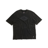 AIR JORDAN WOMEN'S T-SHIRT - BLACK/ DARK SMOKE