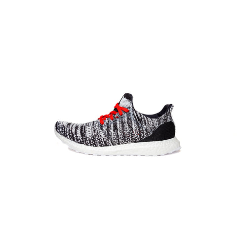 ADIDAS CLIMA ULTRABOOST BY MISSONI - CORE BLACK / CLOUD WHITE / ACTIVE RED