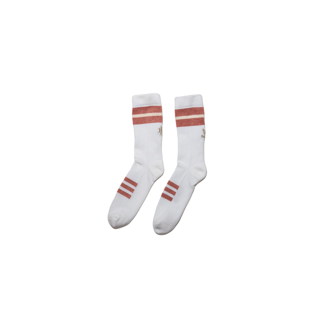e1f6bbf720734e ADIDAS ORIGINALS BY ERIC EMANUEL SOCKS - WHITE