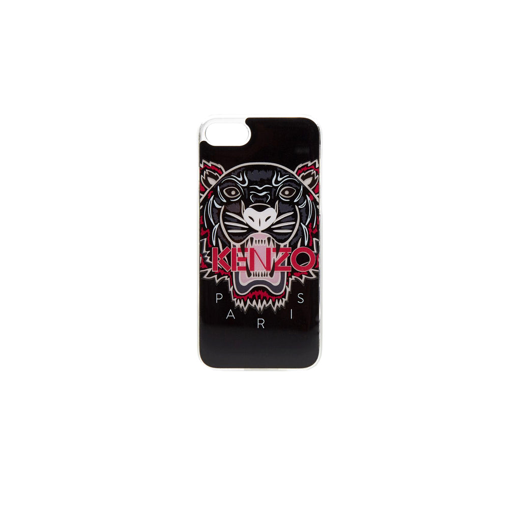 3D TIGER IPHONE 7+ CASE - BLACK
