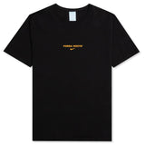 NIKE X NOCTA T-SHIRT - BLACK/UNIVERSITY GOLD