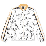 JORDAN X PARIS SAINT-GERMAIN TRACK TOP - WHITE/CLUB GOLD