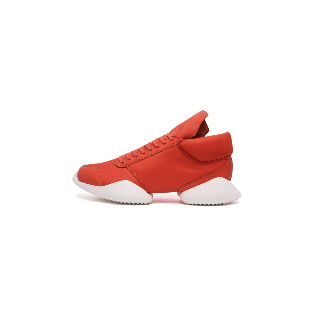 ADIDAS X RICK OWENS RUNNER - FOX ORANGE