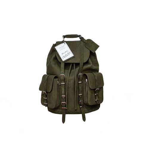 FIELD PACK - GREEN