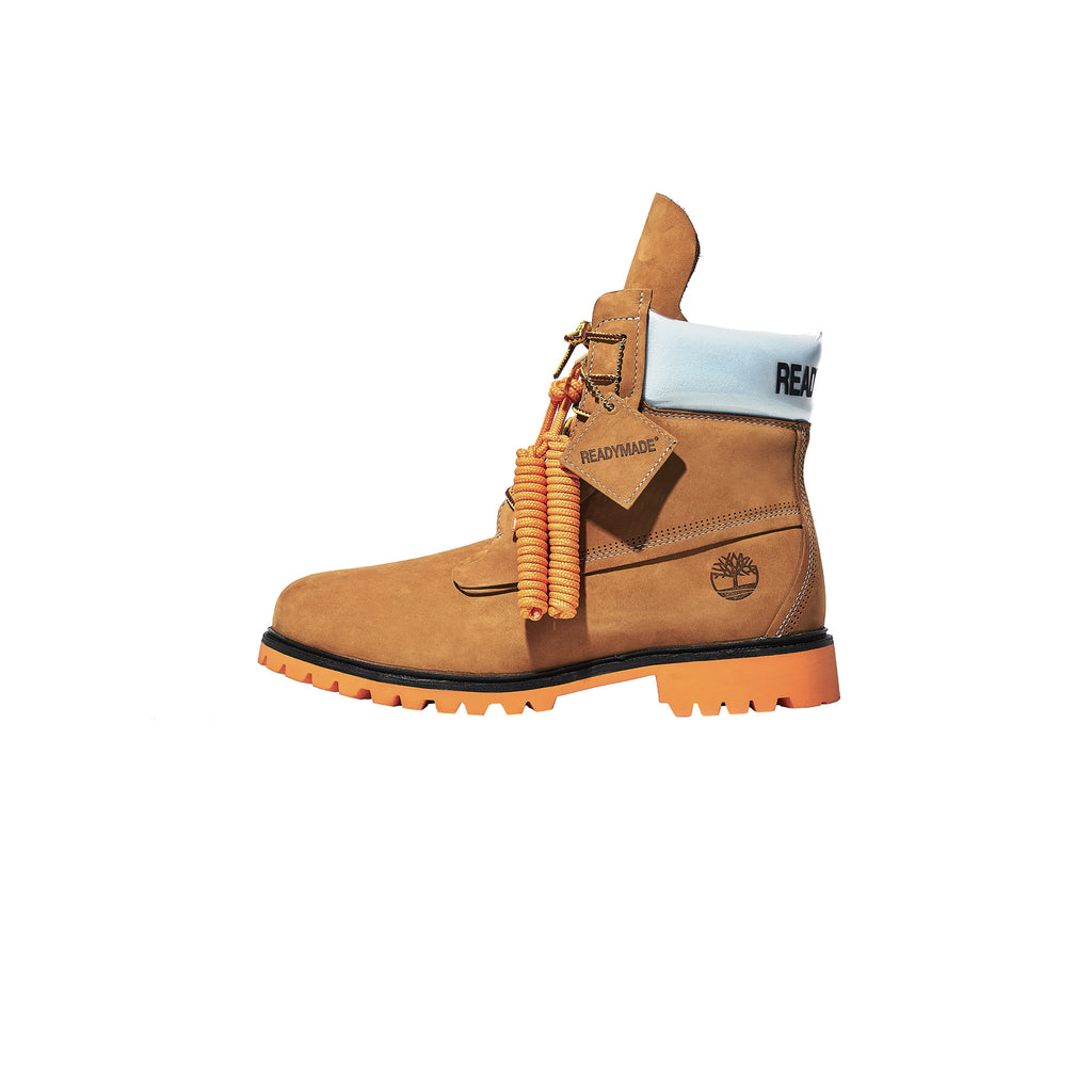 "READYMADE x TIMBERLAND 6"" PREMIUM BOOT - WHEAT"