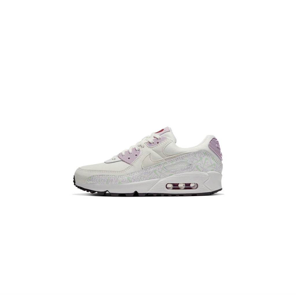 NIKE WOMEN'S AIR MAX 90 - VALENTINE'S DAY