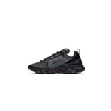 NIKE REACT ELEMENT 55 QUILTED GRID - BLACK/ ANTHRACITE