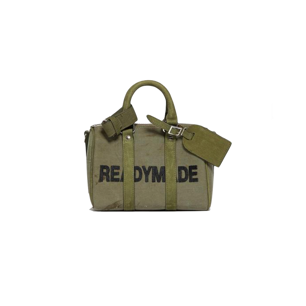 READYMADE NANO OVERNIGHT BAG - GREEN