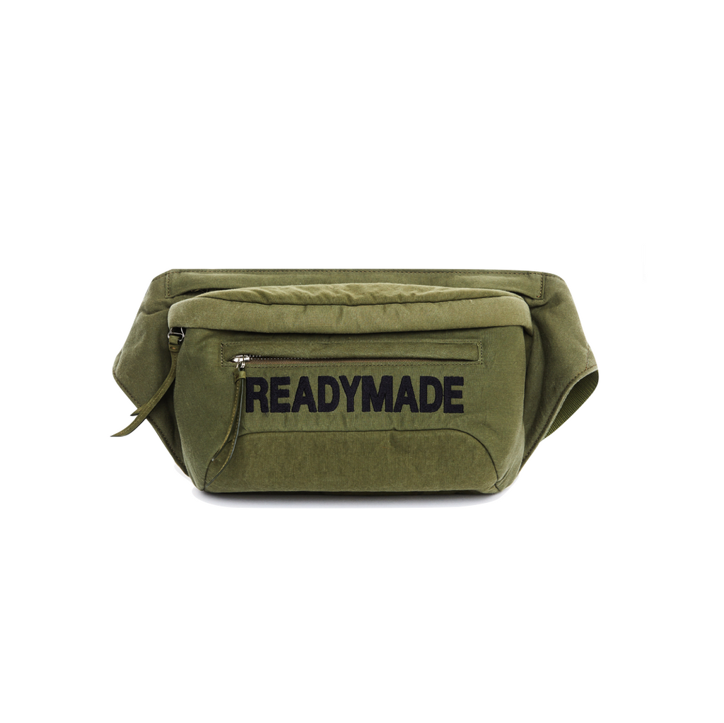 READYMADE BELT BAG - GREEN