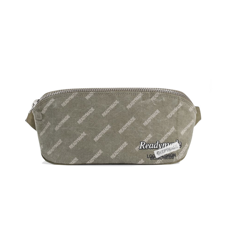 READYMADE WAIST BAG - GREEN