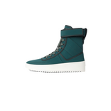 FEAR OF GOD MILITARY SNEAKER - GREEN NYLON
