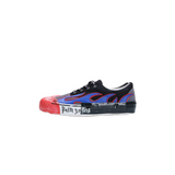 PALM ANGELS FLAME MULTICOLOR SNEAKER - BLUE