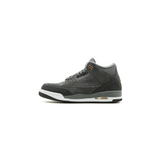 AIR JORDAN 3 RETRO GG - DARK GREY/ METALLIC RED BRONZE