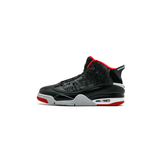 AIR JORDAN DUB ZERO - BLACK/ GYM RED/ WOLF GREY