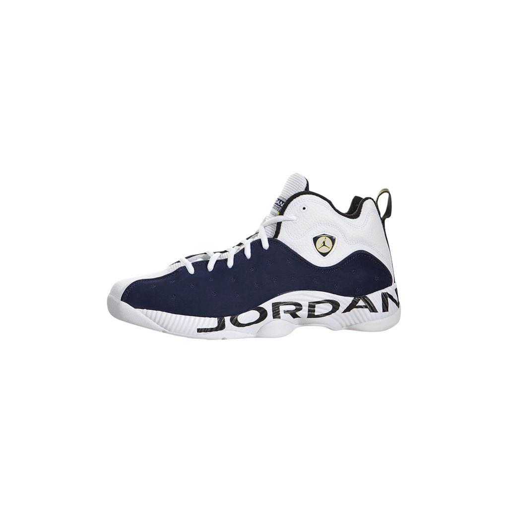 AIR JORDAN JUMPMAN TEAM II - MID NVY/ WHITE