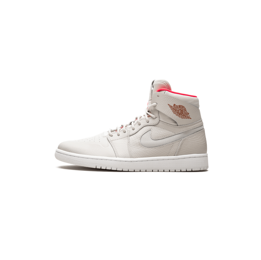 JORDAN 1 RETRO HIGH NOUVEAU - PURE PLATINUM/ BRIGHT CRIMSON