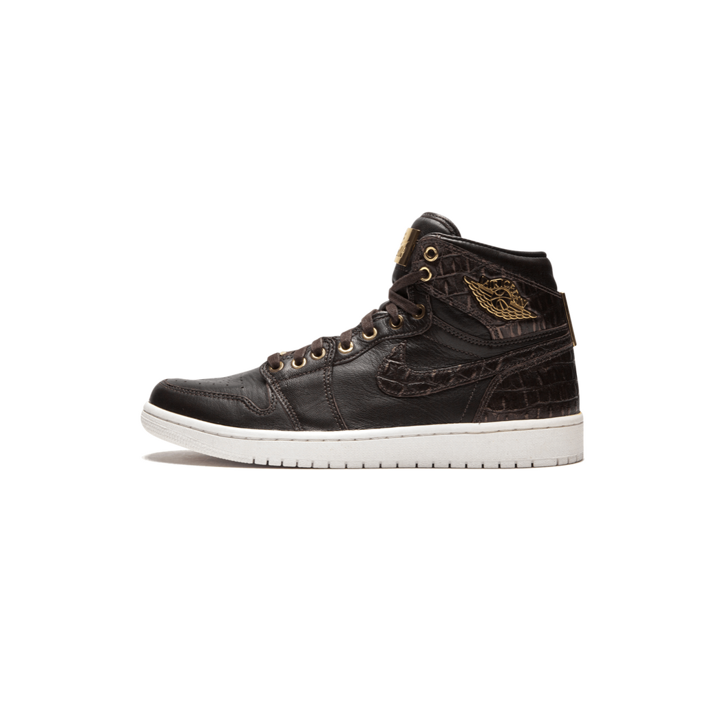 AIR JORDAN 1 RETRO HIGH OG PINNACLE - BAROQUE BROWN