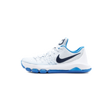 NIKE KD 8 - WHITE/MIDNIGHT NAVY/ PHOTO BLUE