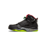 AIR JORDAN SON OF - BLACK/ GYM RED