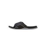 AIR JORDAN HYDRO IV RETRO SLIDE - BLACK/ WOLF GREY