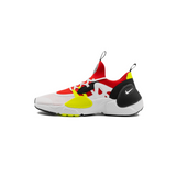 NIKE HUARACHE E.D.G.E. TXT QS -WHITE/ UNIVERSITY RED