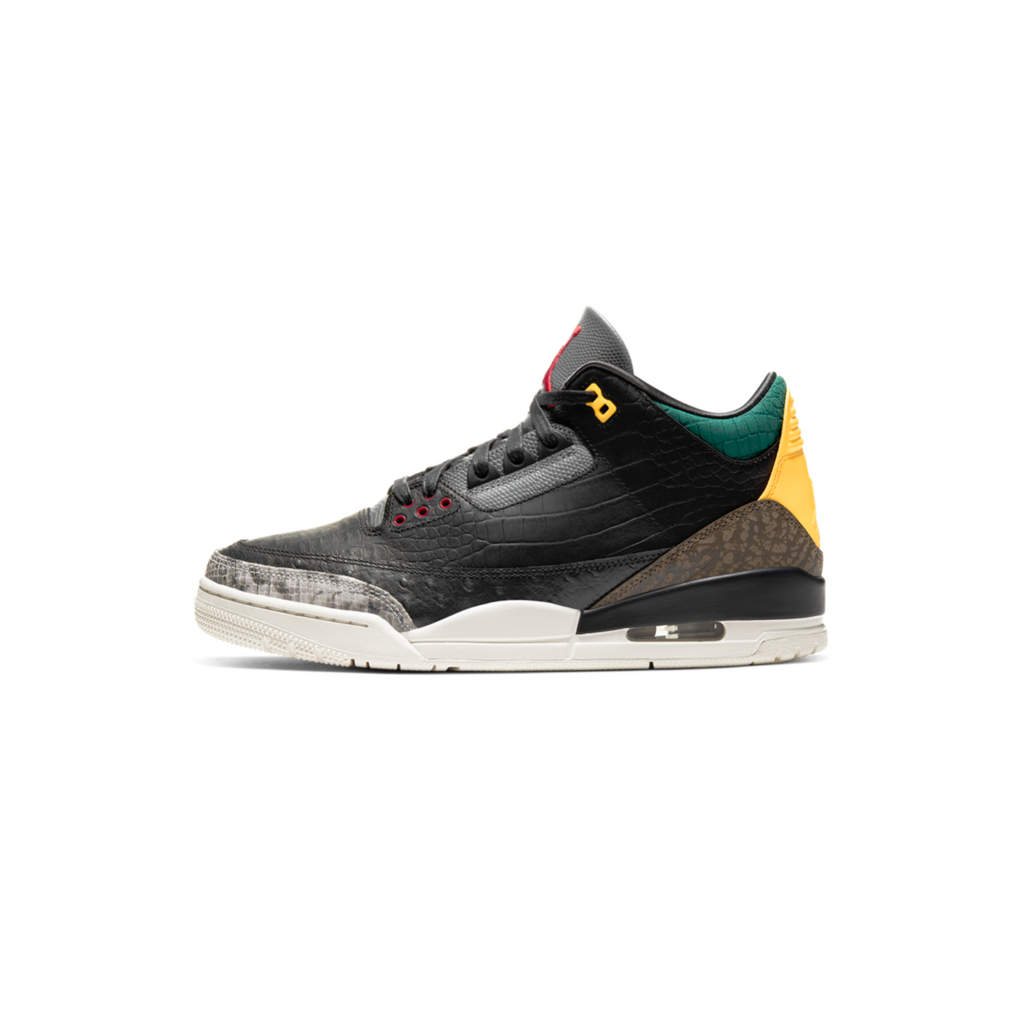 "AIR JORDAN 3 RETRO SE -  ""ANIMAL INSTINCTS 2.0"""