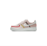NIKE WOMENS AIR FORCE 1 '07 LX - SILT RED/ PHOTON DUST
