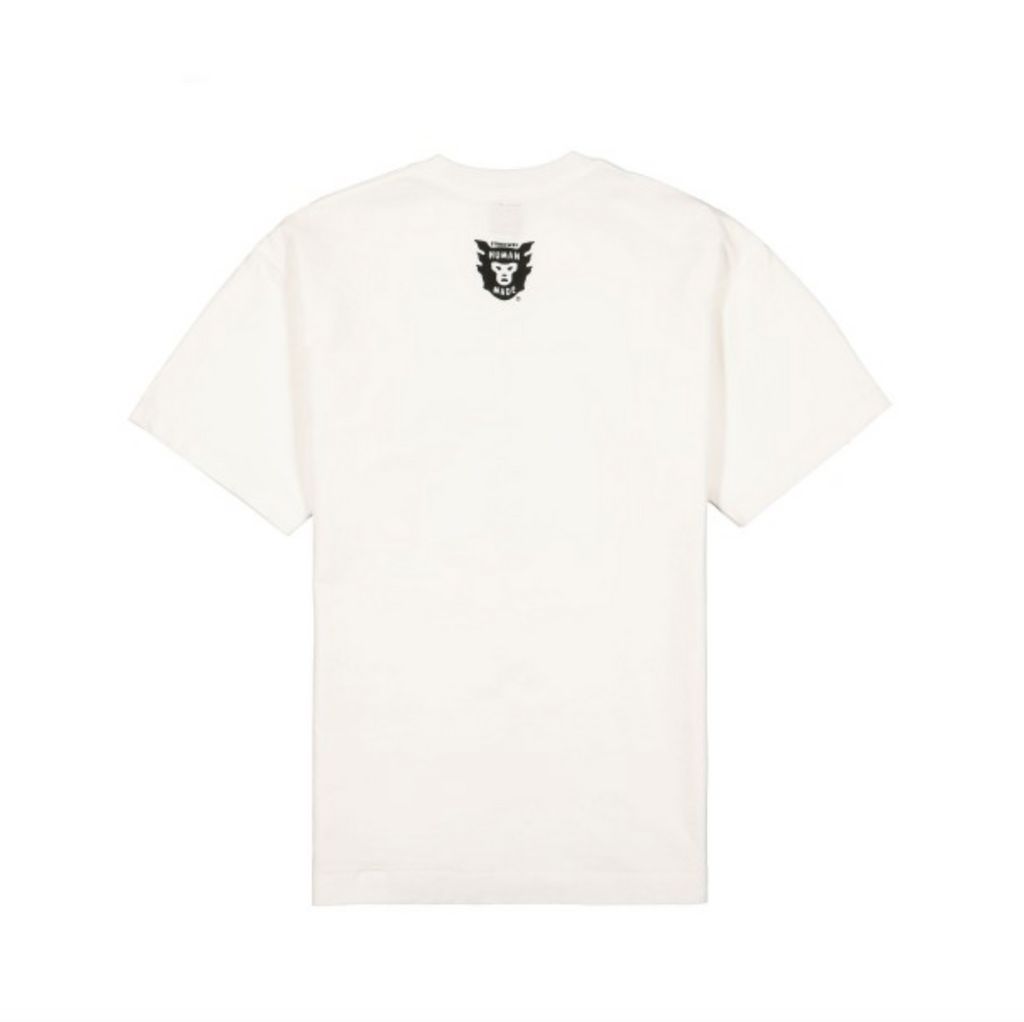 HUMAN MADE T-SHIRT #1913 - WHITE