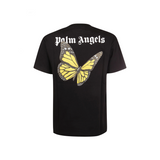PALM ANGELS SEASONAL TEE - BLACK/ MULTI
