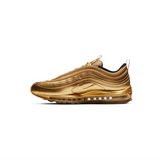 NIKE AIR MAX 97 - METALLIC GOLD/ BLACK