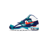 NIKE AIR TRAINER SC HIGH - MOUNTAIN BLUE/ TEAM ORANGE