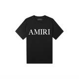 AMIRI STITCH TEE - BLACK
