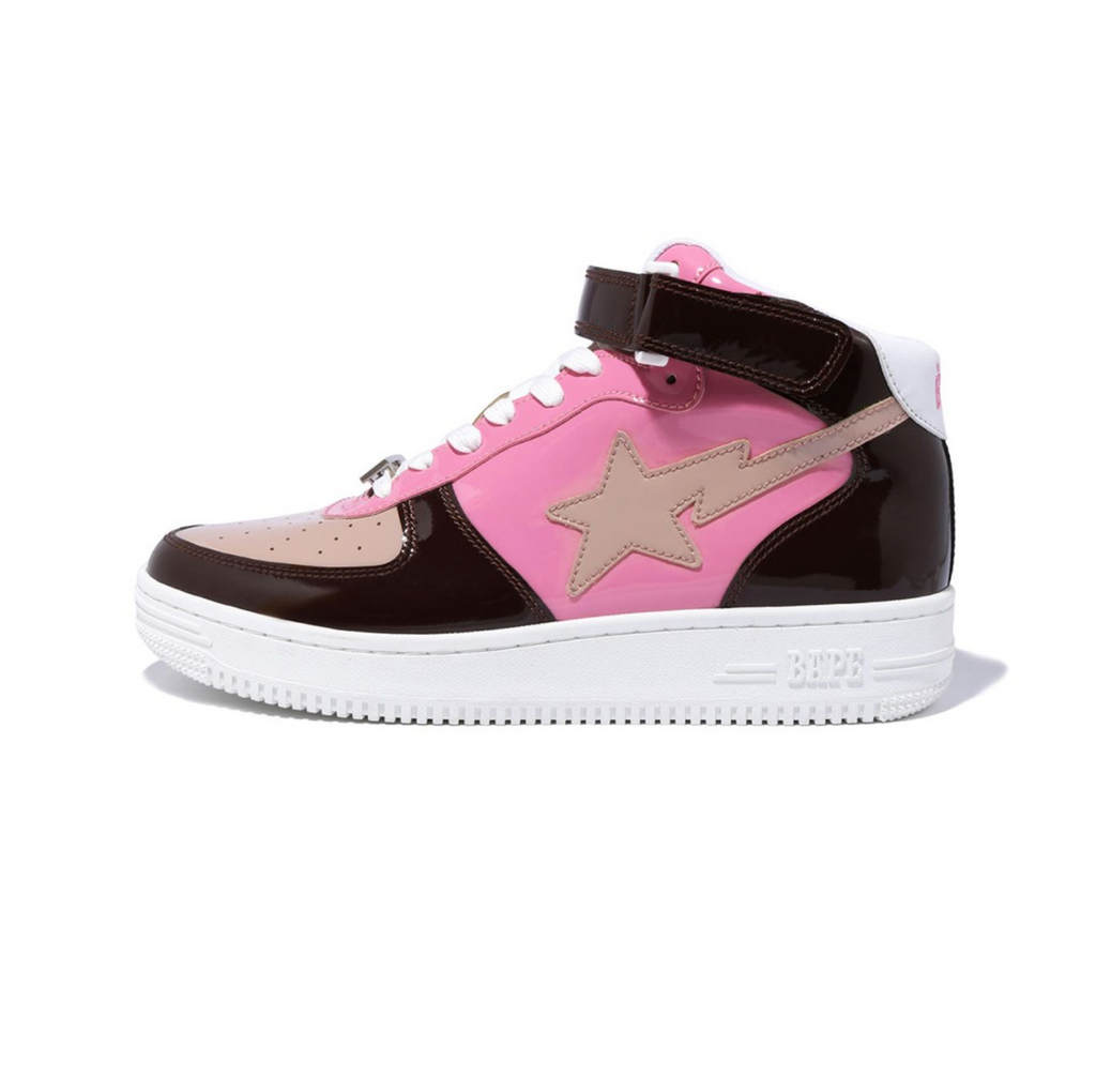 BAPE STA MID - BROWN