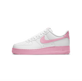 NIKE AIR FORCE 1 '07 -  WHITE/ PINK FOAM