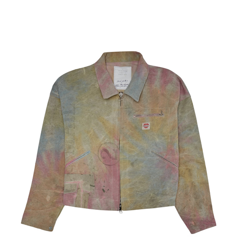 READYMADE DECK JACKET - TIEDYE