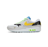 NIKE AIR MAX 1 - WHITE/ SPEED YELLOW