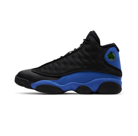 AIR JORDAN 13 RETRO - BLACK/HYPER ROYAL-BLACK-WHITE